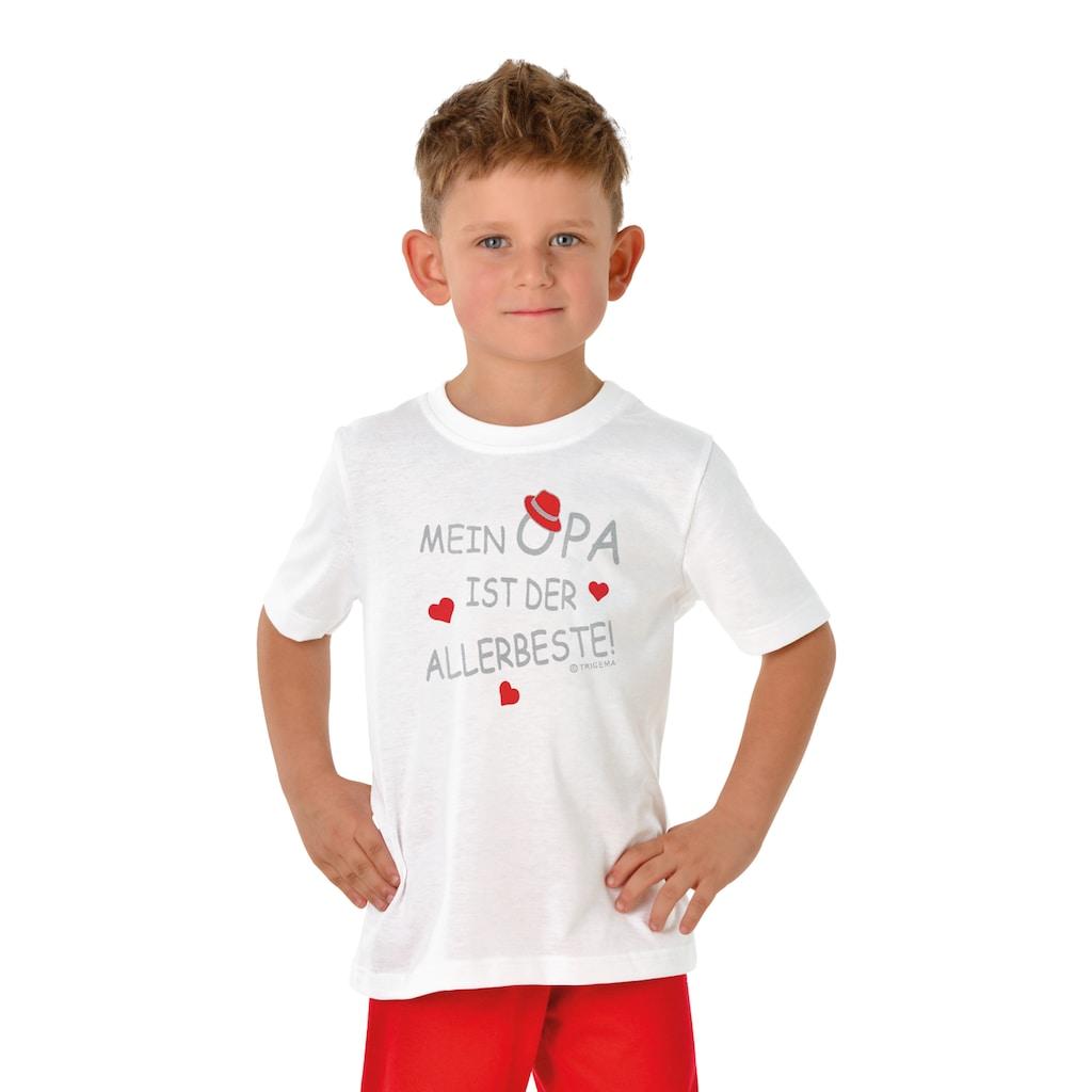 Trigema T-Shirt, Opas Liebling