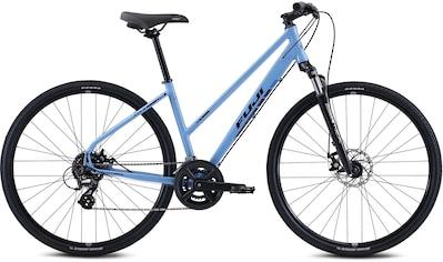 FUJI Bikes Fitnessbike »Traverse 1.5 ST«, 16 Gang, Shimano, Altus Schaltwerk, Kettenschaltung kaufen