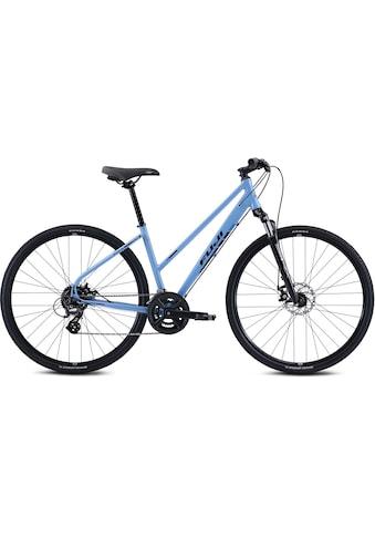 FUJI Bikes Fitnessbike »Traverse 1.5 ST«, 16 Gang, Shimano, Altus Schaltwerk,... kaufen