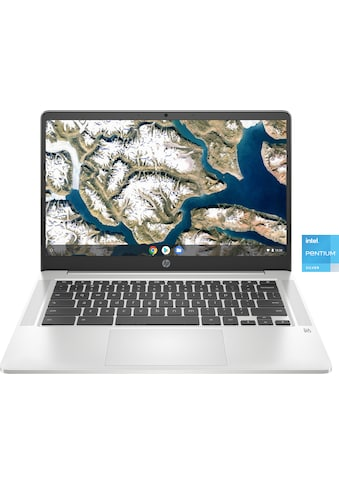 "HP Chromebook »14a-na0245ng«, (35,6 cm/14 "" Intel Pentium Silber UHD Graphics\r\n 128... kaufen"