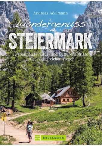 Buch »Wandergenuss Steiermark / Andreas Adelmann« kaufen