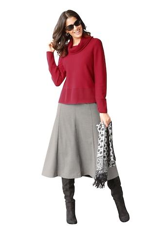 Inspirationen Pullover mit luftigem Ajourmuster kaufen