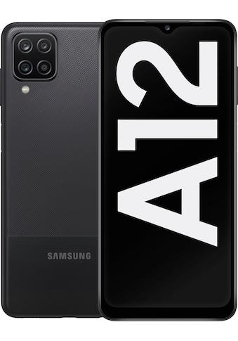 """Samsung Smartphone »Galaxy A12«, (16,55 cm/6,5 """", 64 GB Speicherplatz, 48 MP Kamera) kaufen"""