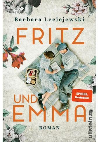 Buch »Fritz und Emma / Barbara Leciejewski« kaufen
