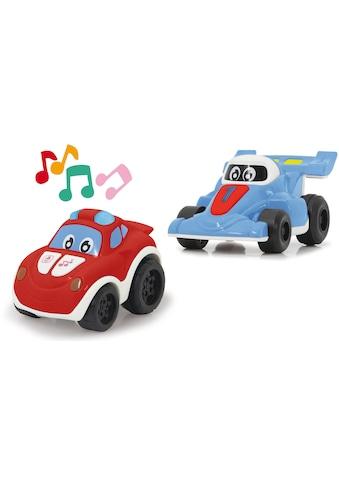 Jamara Spielzeug-Auto »My little Racer, blau/rot« kaufen