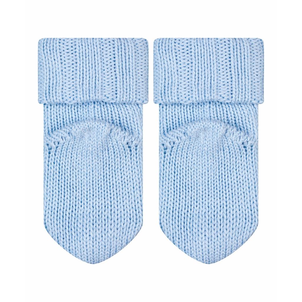 FALKE Socken »Flausch«, (1 Paar), aus klimaregulierender Merinowolle