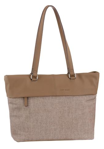 GERRY WEBER Bags Shopper »Keep in Mind«, im zeitlosen Design und schickem Materialmix kaufen