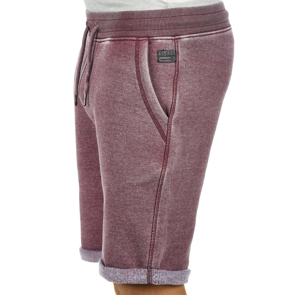 Blend Sweatshorts »Jonny«, kurze Hose im Vintage-Look