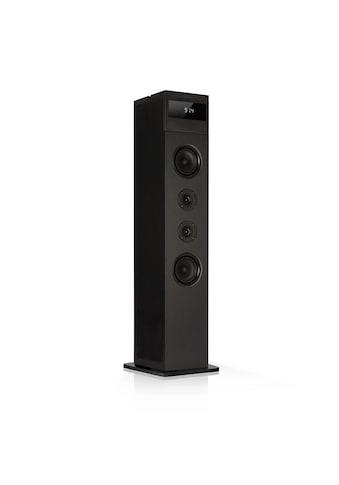 Auna Turmlautsprecher 120W max. Bluetooth UKW 2 in kaufen