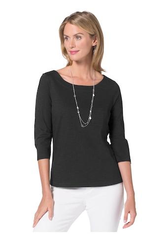 Ambria Shirt mit Rundhals - Ausschnitt kaufen