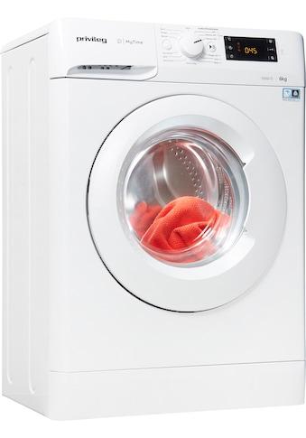 Privileg Waschmaschine »PWFS MT 61252«, PWFS MT 61252, 6 kg, 1200 U/min, nur 42,5cm tief kaufen