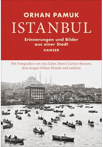 Buch »Istanbul / Orhan Pamuk, Ara Güler, Gerhard Meier« kaufen