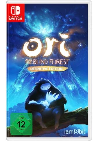Skybound Games Spiel »Ori and The Blind Forest«, Nintendo Switch kaufen