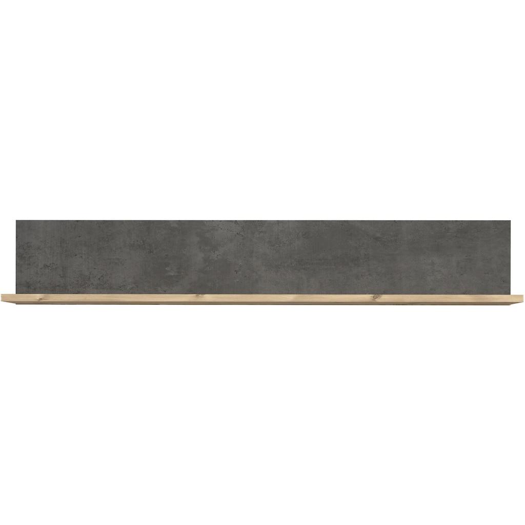FORTE Wandregal, Breite 160 cm
