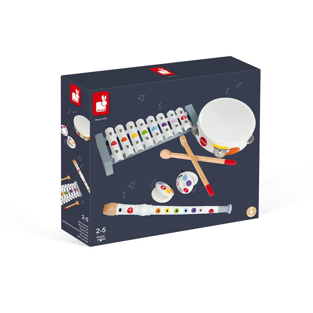 Janod Spielzeug-Musikinstrument »Konfetti«