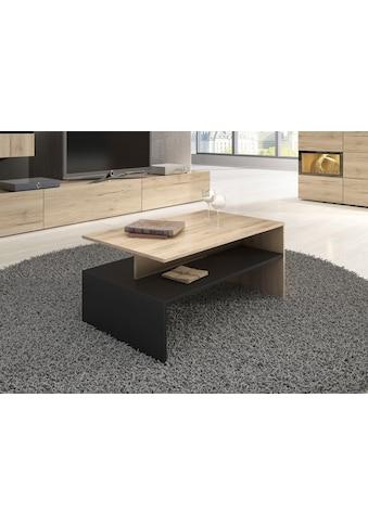 TRENDMANUFAKTUR Couchtisch, (100 x 60 xm) kaufen
