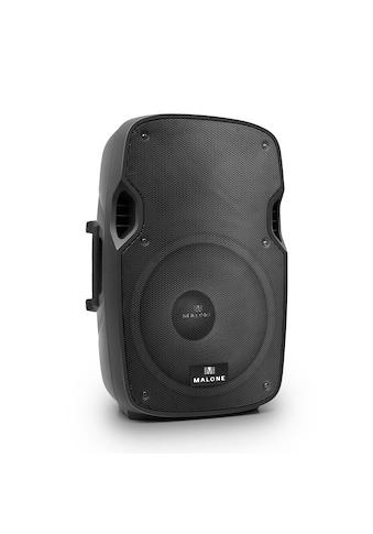 "Malone aktiver PA - Lautsprecher 30cm (12"") 280W »PW - 2912A« kaufen"