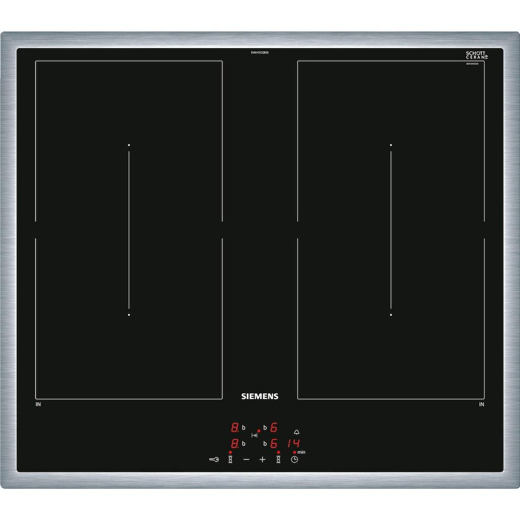 SIEMENS Flex-Induktions-Herd-Set »EQ521DA0ZM«, Kindersicherung