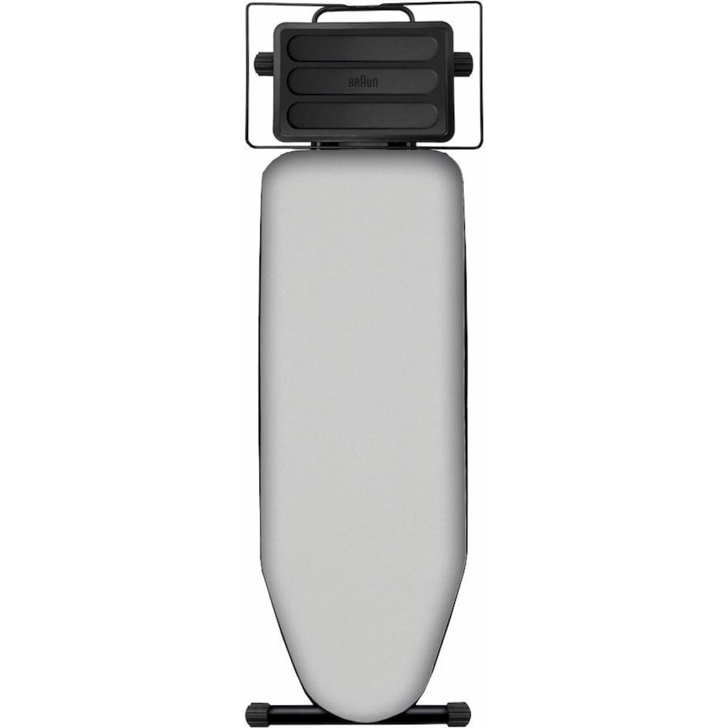 Braun Bügelbrett »CareStyle IB 3001 BK«, Bügelfläche 122 cmx40 cm