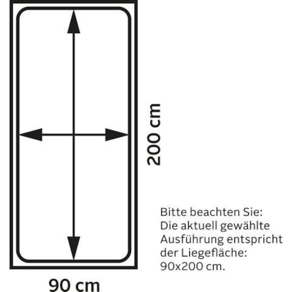 Karup Design Schlafsofa »Roots«, inkl. Futonmatratze, Liegefläche 90x200 cm