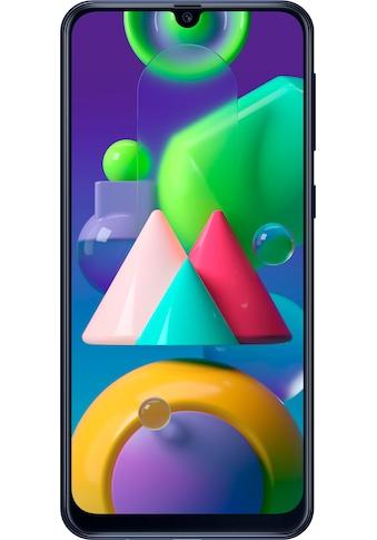 """Samsung Smartphone »Galaxy M21«, (16,21 cm/6,4 """" 64 GB Speicherplatz, 48 MP Kamera) kaufen"""