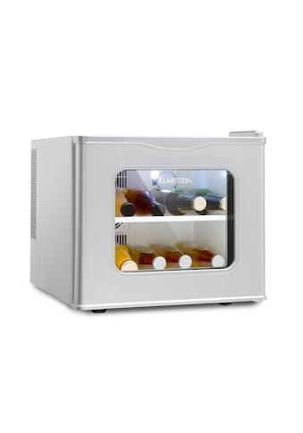Klarstein Minibar 17 Liter 60 W Klasse38 dB Glastür »Winehouse« kaufen