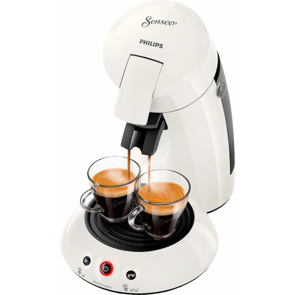Senseo Kaffeepadmaschine »HD6554/10 New Original«, inkl. Gratis-Zugaben im Wert von 5,- UVP