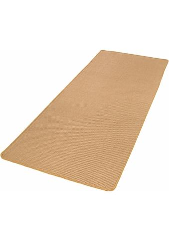 Läufer, »Sisal«, Andiamo, rechteckig, Höhe 5 mm, maschinell gewebt kaufen