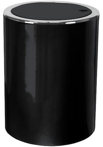 KLEINE WOLKE Schwingdeckel - Abfalleimer »Clap Mini«, 1,5 Liter kaufen