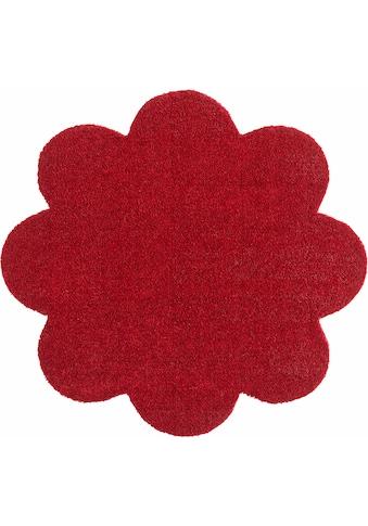 Fußmatte, »Deko Soft«, HANSE Home, blumenförmig, Höhe 7 mm, maschinell getuftet kaufen