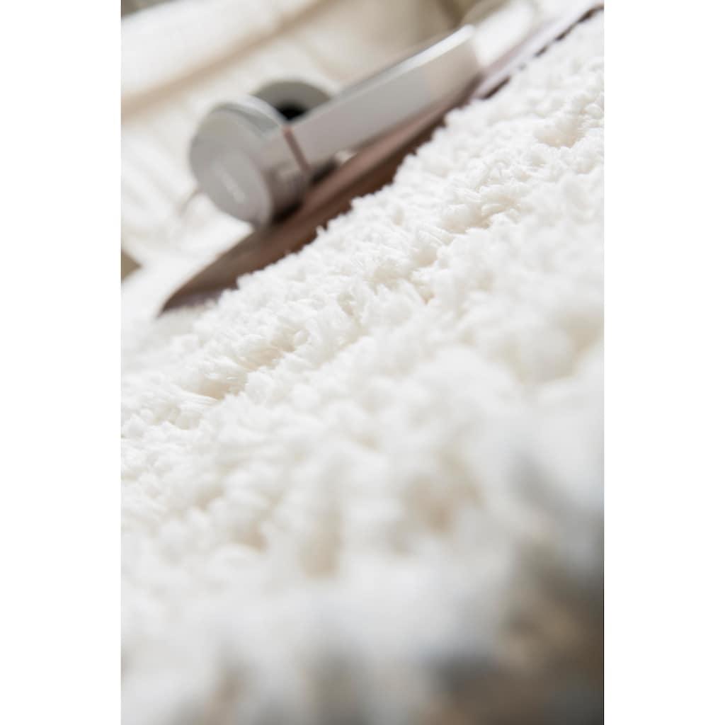 Andiamo Flokati-Teppich »Athen«, rund, 40 mm Höhe, Besonders weich durch Microfaser, Wohnzimmer