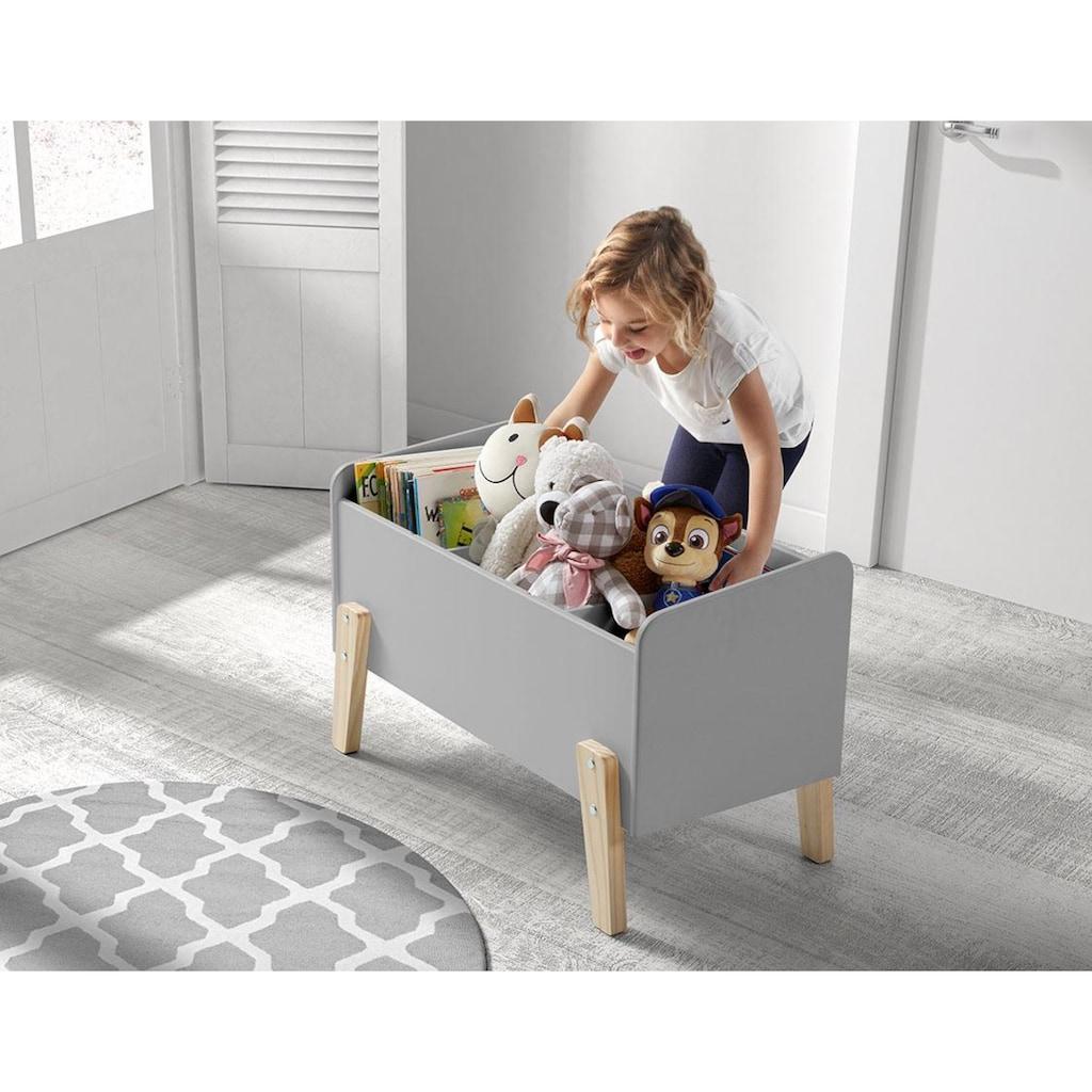 Vipack Spielzeugtruhe »Kiddy«, MDF-Oberfläche