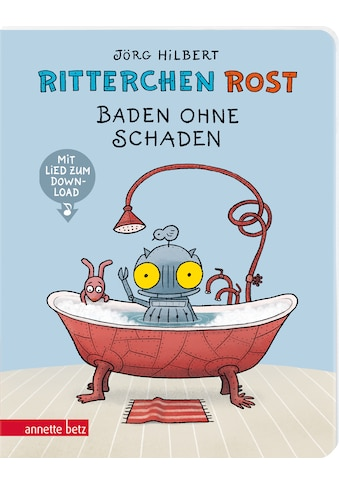 Buch »Ritterchen Rost - Baden ohne Schaden / Jörg Hilbert, Jörg Hilbert, Felix Janosa« kaufen