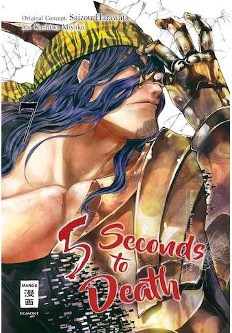 Buch »5 Seconds to Death 07 / Saizo Harawata, Miyako Kashiwa, Christine Steinle« kaufen