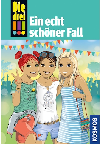 Buch Die drei !!!, 80, Ein echt schöner Fall / Kari Erlhoff; Ina Biber kaufen