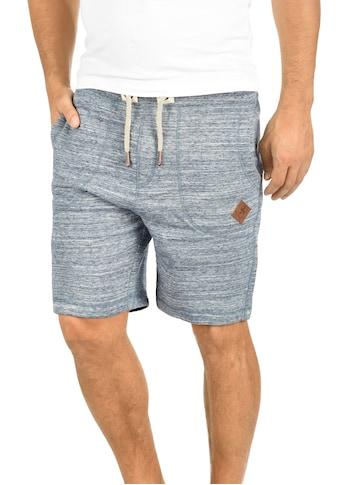 Solid Sweatshorts »Aris«, kurze Hose mit Kontrastkordeln kaufen