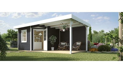 weka Gartenhaus »Designhaus 213B Gr.1« kaufen