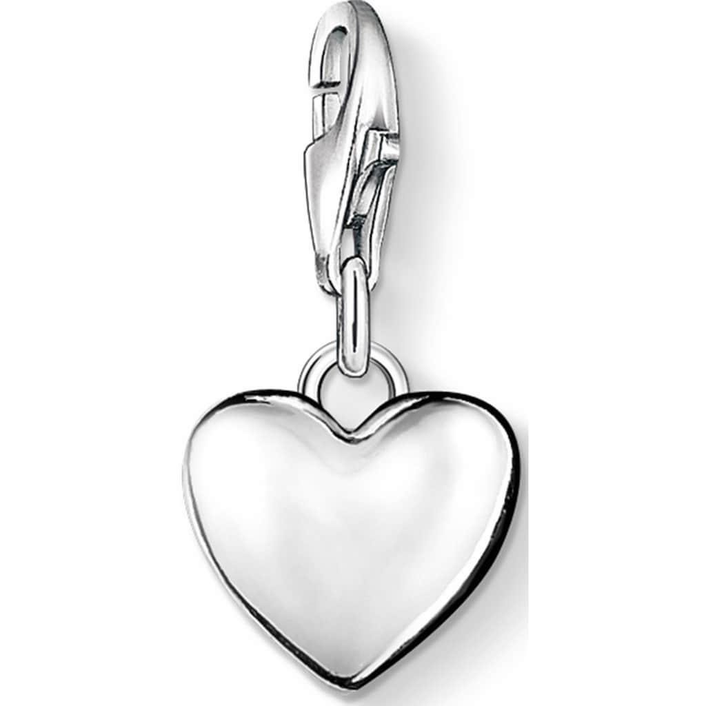 THOMAS SABO Charm-Einhänger »Herz, 0913-001-12«