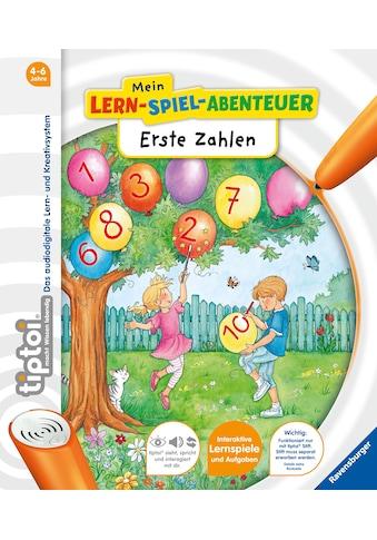 Buch tiptoi® Erste Zahlen / Eva Odersky; Silke Voigt kaufen