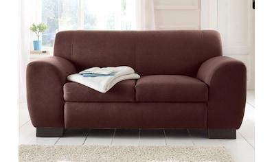 Home affaire Sofa »Nika«, als 2-oder 3-Sitzer, in Microfaser PRIMABELLE® oder Struktur kaufen