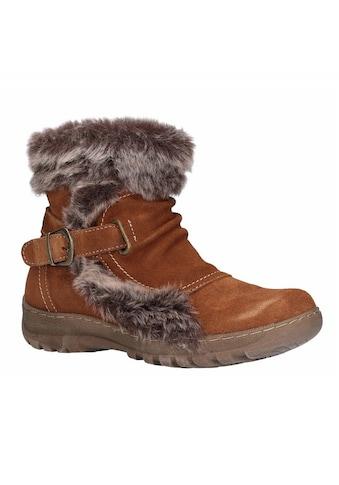 Fleet & Foster Stiefel »Damen Wildleder- Ginny« kaufen