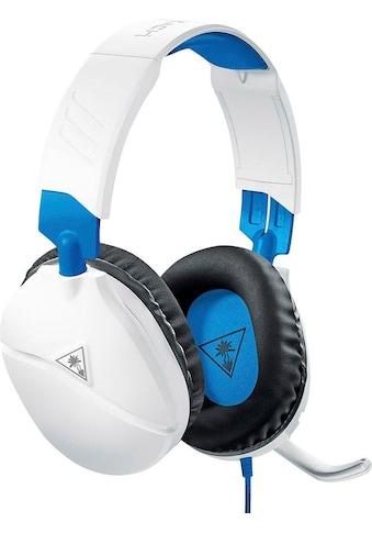 Turtle Beach »RECON 70 P für PS4 Pro und PS4 (White)« Gaming - Headset kaufen
