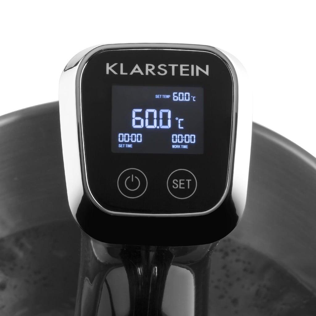 Klarstein Sous Vide Garer Thermostat Umwälzpumpe 20 L