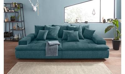 Nova Via Big-Sofa »Haiti AC«, wahlweise mit Kaltschaum (140kg Belastung/Sitz) und... kaufen