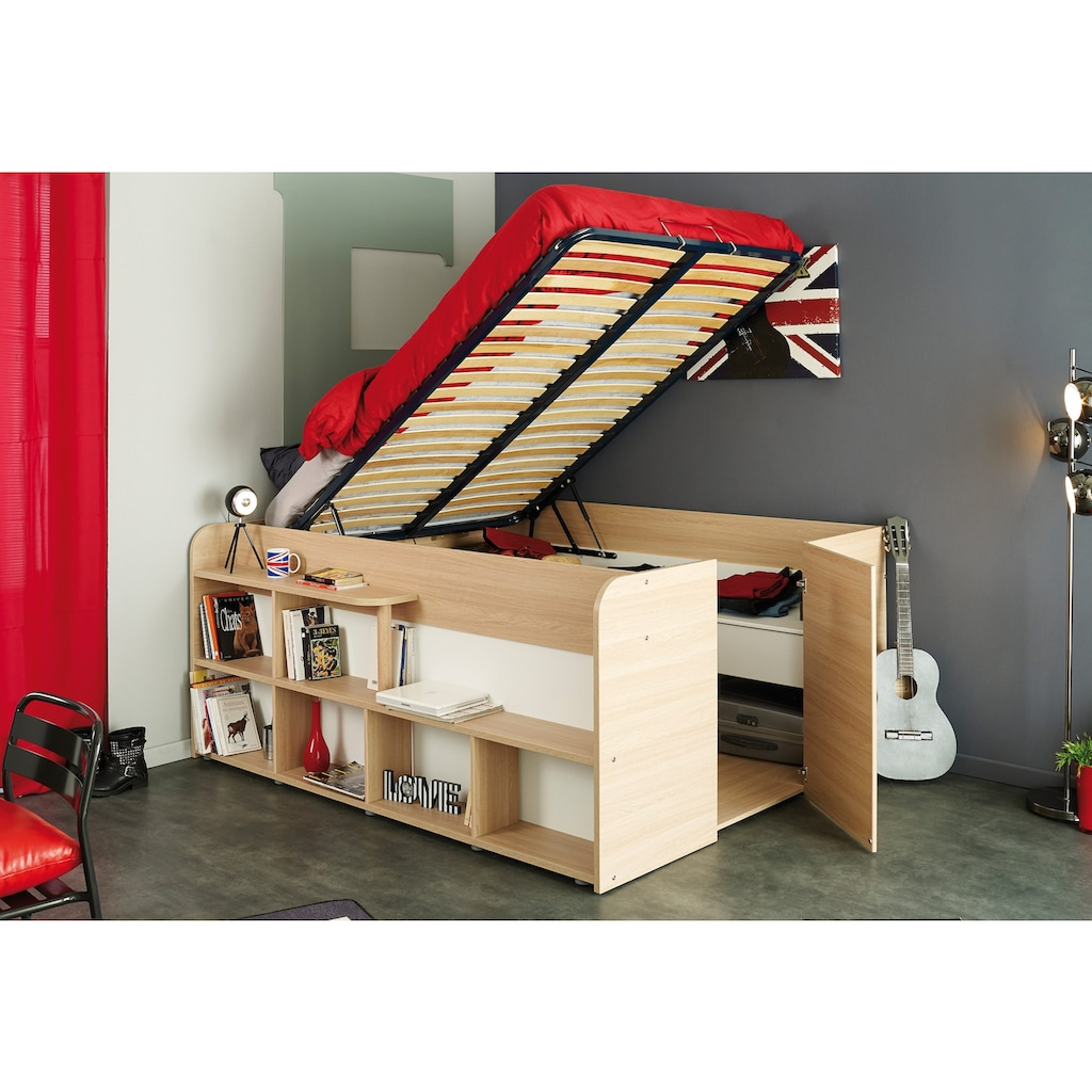 "Parisot Funktionsbett, Funktionsbett ""Space Up"""