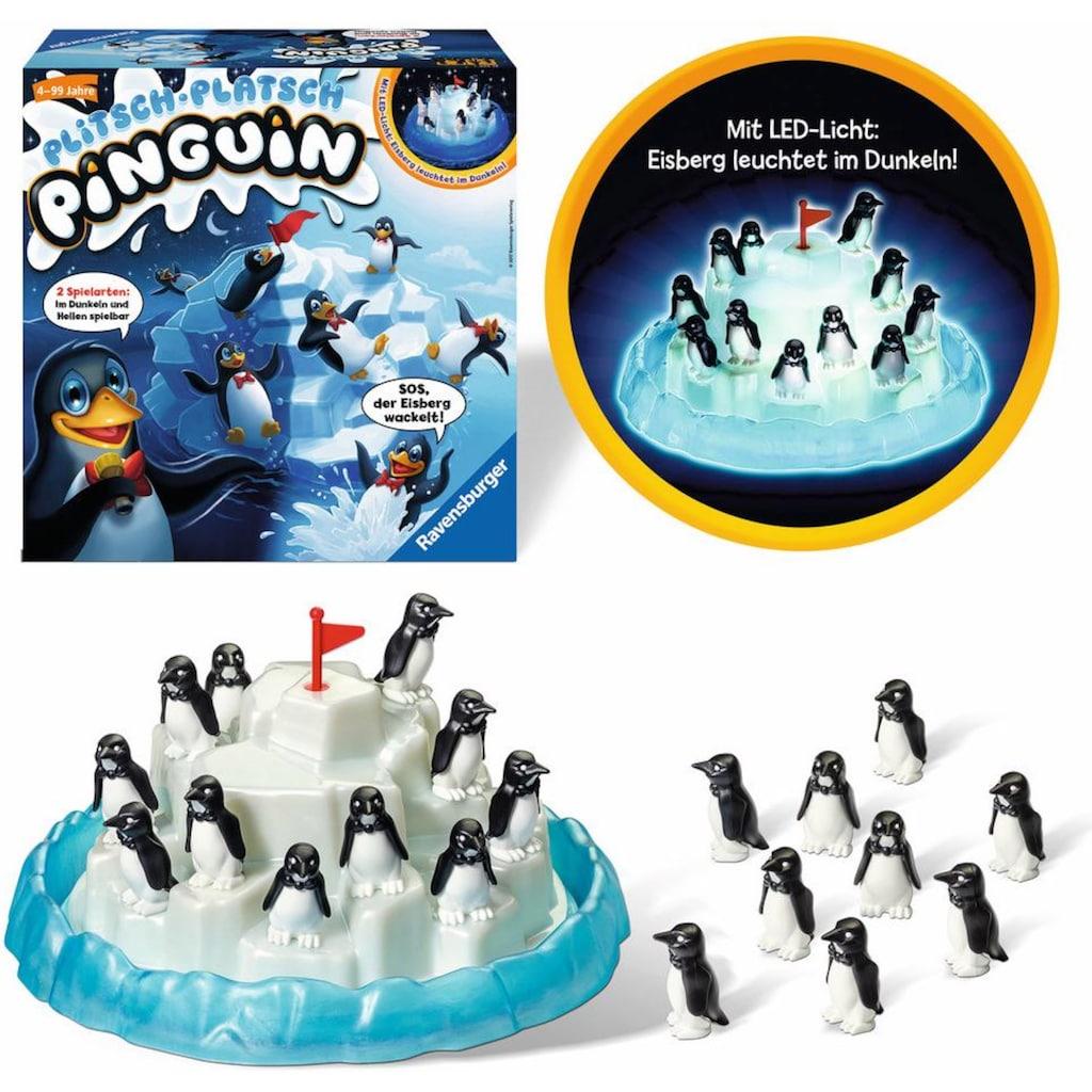 Ravensburger Spiel »Plitsch Platsch Pinguin«, Made in Germany, FSC® - schützt Wald - weltweit