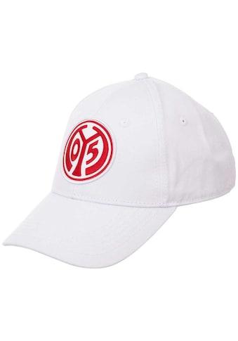 Kappa Baseball Cap »MAINZ 05«, mit plakativer Mainz 05 Logostickerei auf der Front<br /> kaufen