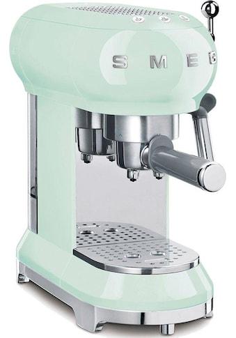 Smeg Espressomaschine »ECF01PGEU« kaufen