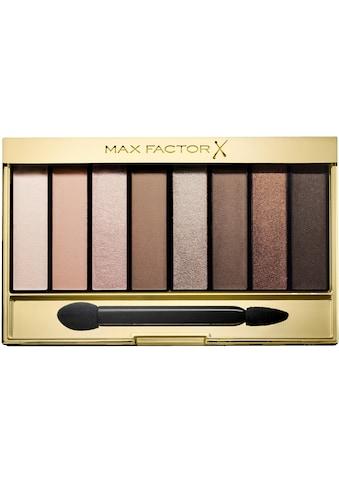 MAX FACTOR Lidschatten-Palette »Masterpiece« kaufen