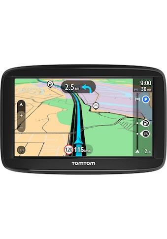 TomTom »Start 52 EU T« Navigationsgerät (Europa (45 Länder), inklusive lebenslanger Kartenupdates) kaufen
